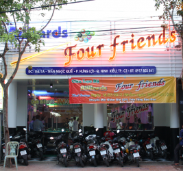 Club FOUR FRIENDS - Cần Thơ